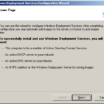 Поднимаем службу WDS на базе Windows Server 2003 R2 SP2 — Часть II (Настройка служб WDS)