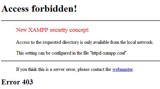 Установка WordPress на локальной Linux-машине (LAMPP)