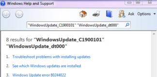WindowsUpdate_C1900101_dt000_error